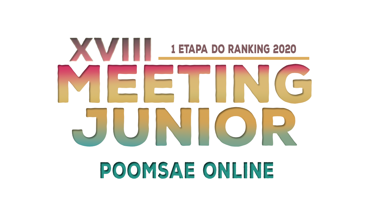 MEETING JUNIOR 2020 - EDIÇÃO ESPECIAL