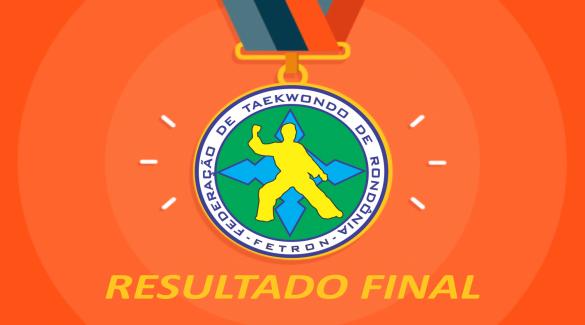 RESULTADO FINAL DA ÚLTIMA ETAPA DE 2018!