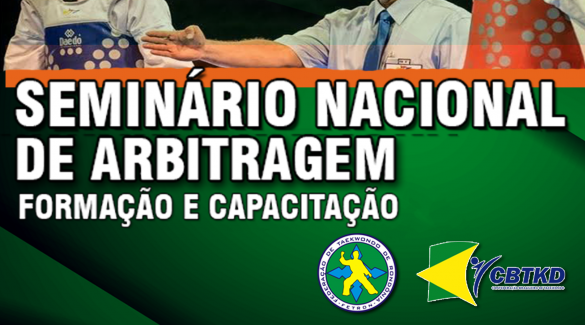 SEMINÁRIO NACIONAL DE ARBITRAGEM