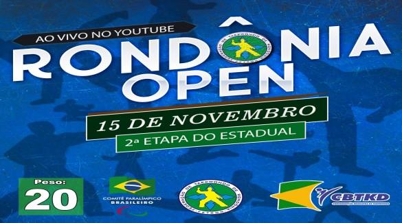 RONDÔNIA OPEN 2020 - EDIÇÃO ESPECIAL