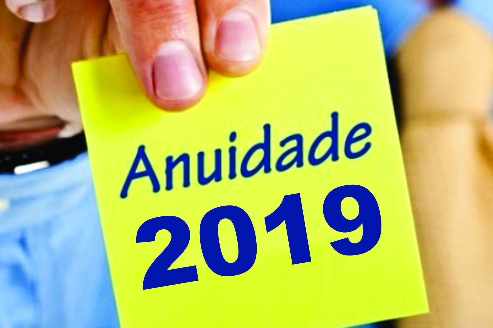 ANUIDADE DE ACADEMIAS E ATLETAS!
