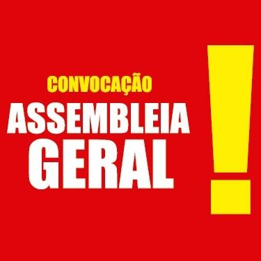 CONVOCAÇÃO ASSEMBLEIA GERAL ORDINÁRIA